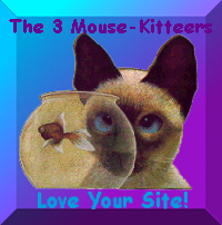 The 3 MOuse-Kitteers award won by Fenton Farm, Inc.